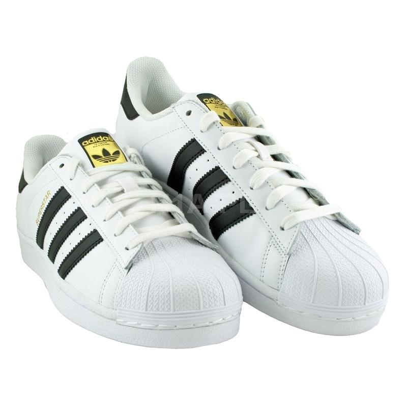 213e94b0c Białe buty sportowe Adidas Superstar - C77124