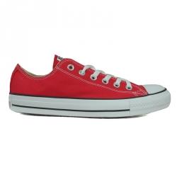 Trampki Converse All Star - czerwone niskie