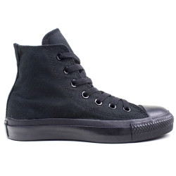Trampki Converse All Star - czarne wysokie